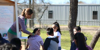 SproUTing Teachers is bringing their classrooms outdoors with sustainable school gardening
