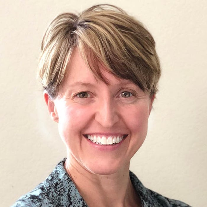 Portrait of Dr. Heather Leidy