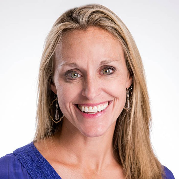 Portrait of Dr. Jaimie Davis