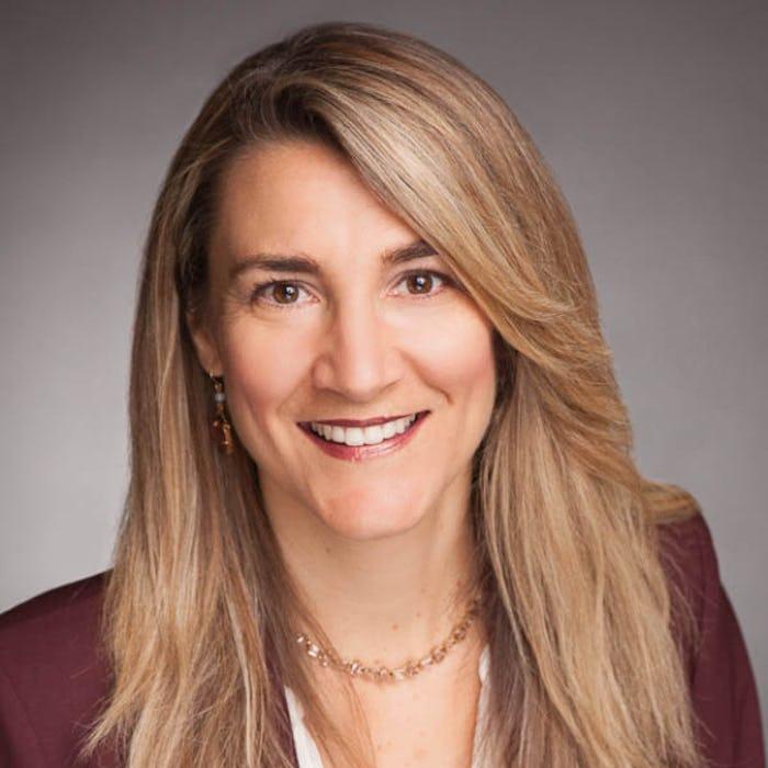 Portrait of Dr. Laura Lashinger