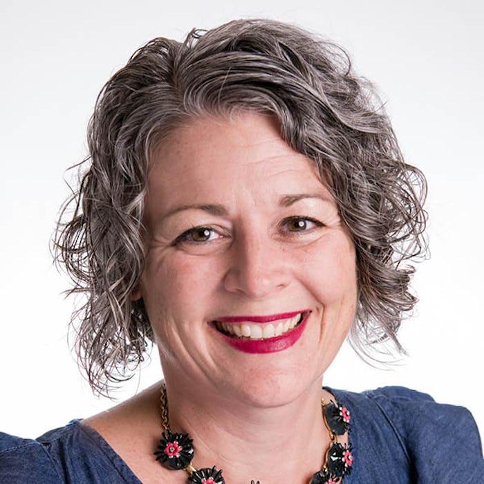 Portrait of Monica Milonovich